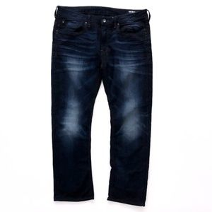 BUFFALO David Bitton Mens Six X Slim Straight Jean